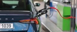 Skoda SP-MOTORS αυτοκίνητο φυσικό αέριο