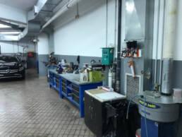 sp motors φανοποιείο-βαφείο